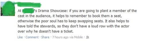 drama,showcase