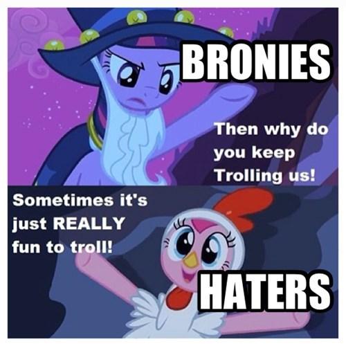 Pinkie Pie does not lie