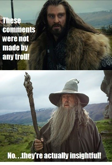 comments Lord of the Rings The Hobbit - 7640352768