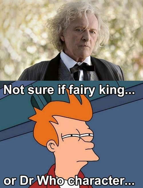 true blood,Memes,doctor who,Futurama Fry