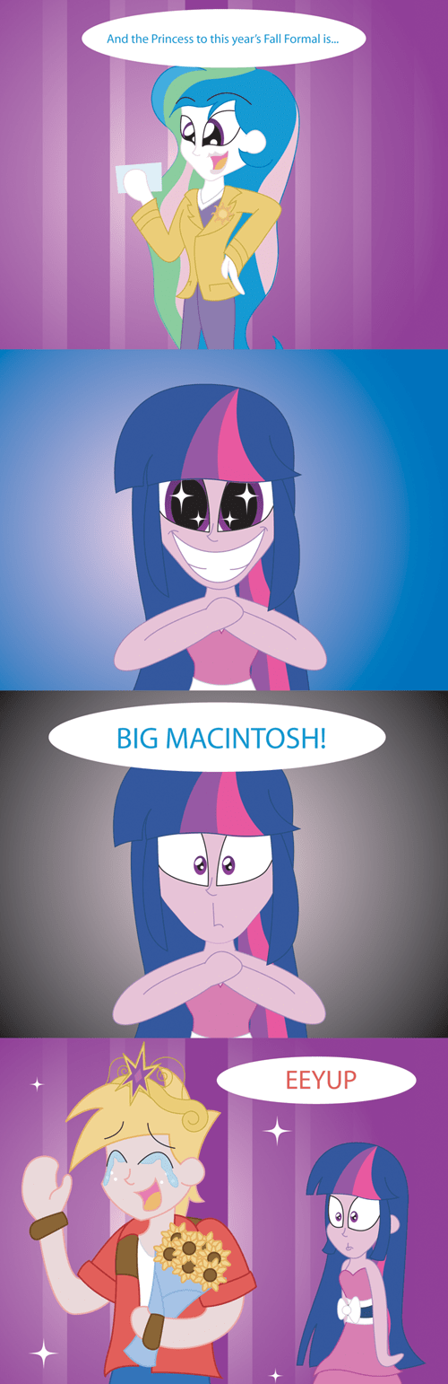 equestria girls twilight sparkle comics big mac - 7641233408