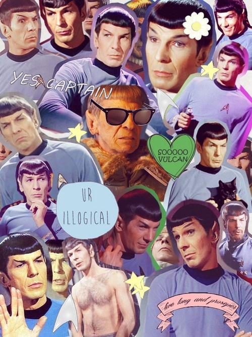 Star Trek,Spok