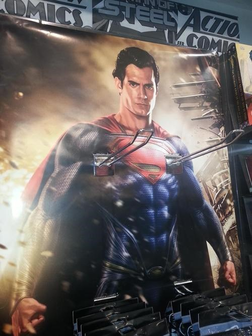 man of steel superman - 7641513472