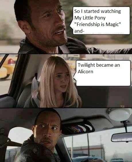 alicorn twilight Memes - 7641563392