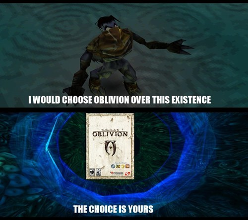 legacy of kain raziel the elder scrolls oblivion