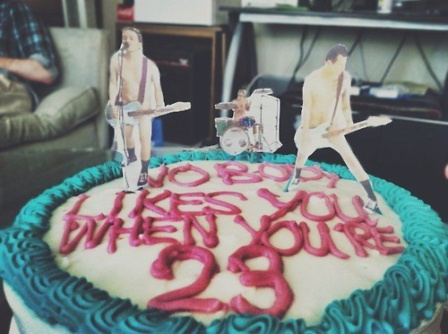 whats-my-age-again Music birthday cakes funny blink 182 - 7642280960