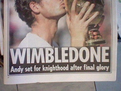 wimbledon puns tennis headlines funny - 7642679040
