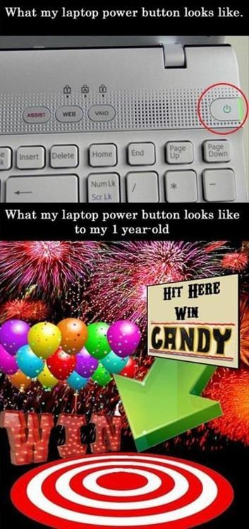 laptops kids you better save things my kids ruined funny - 7642865408