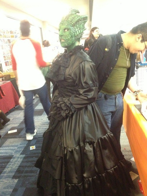 cosplay madame vastra doctor who - 7642912768