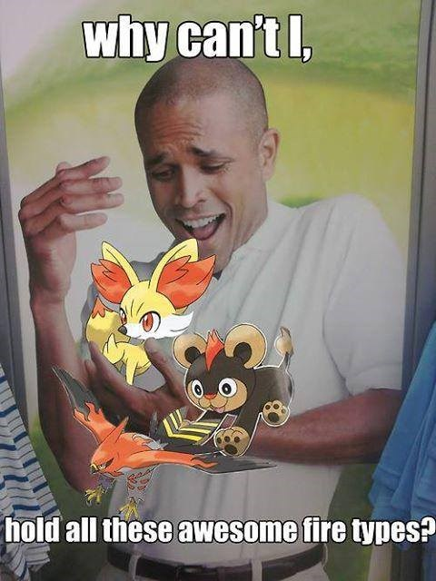 fennekin litleo Memes fire types firefighting why-cant-i