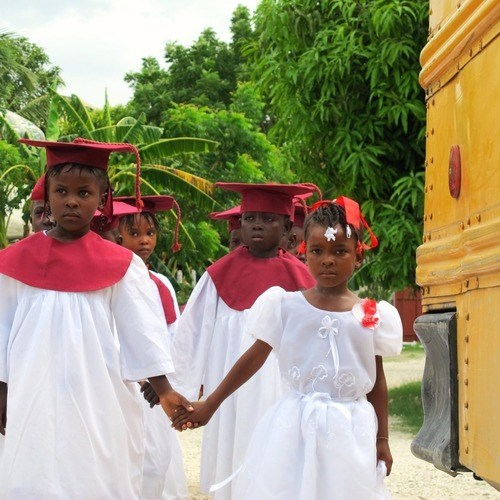 kindergarten kids haiti funny - 7643033088