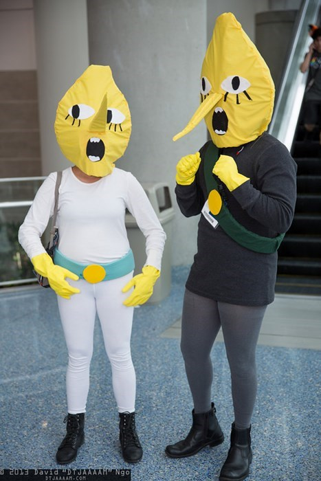 cosplay cartoons earl of lemongrab adventure time - 7643172096