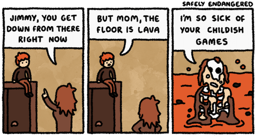 lava,kids games,funny