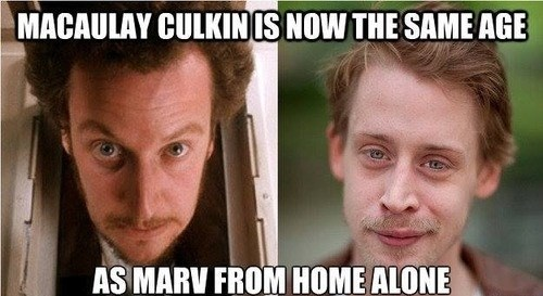 macaulay culkin Home Alone nostalgia - 7643265792