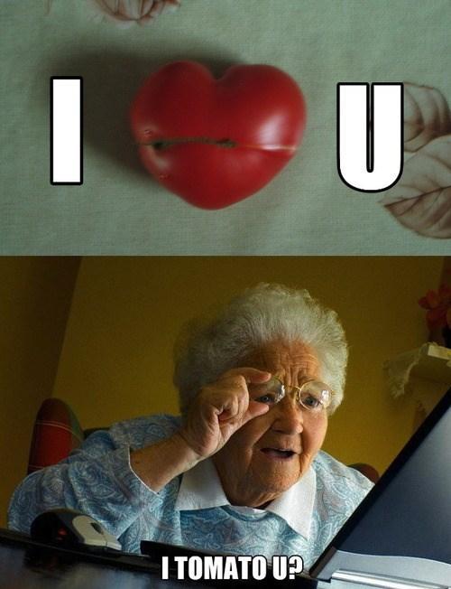 tomatoes Memes internet grandma surprise - 7643329536