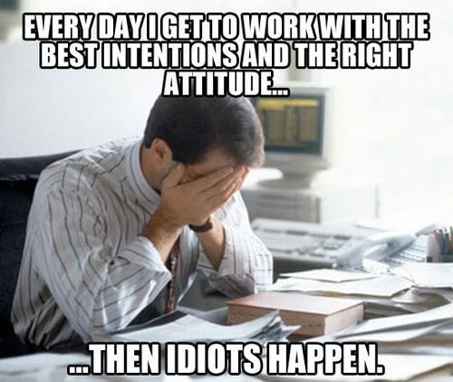 work,idiots