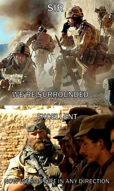alliteration,military,beards