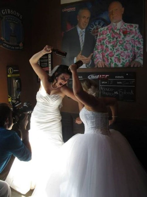 bar brides funny