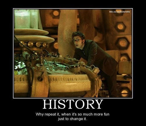 wtf history doctor who funny - 7644102400