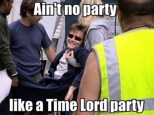 10th doctor doctor who parties - 7644311552