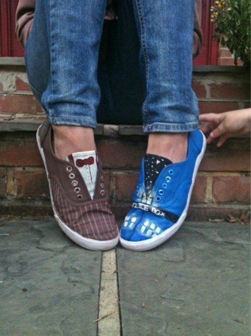 shoes doctor who - 7644348672