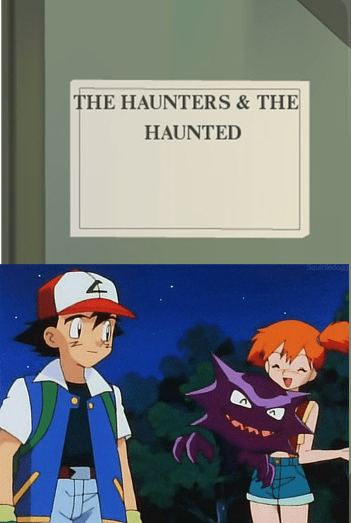 ash Pokémon books haunter - 7645039360