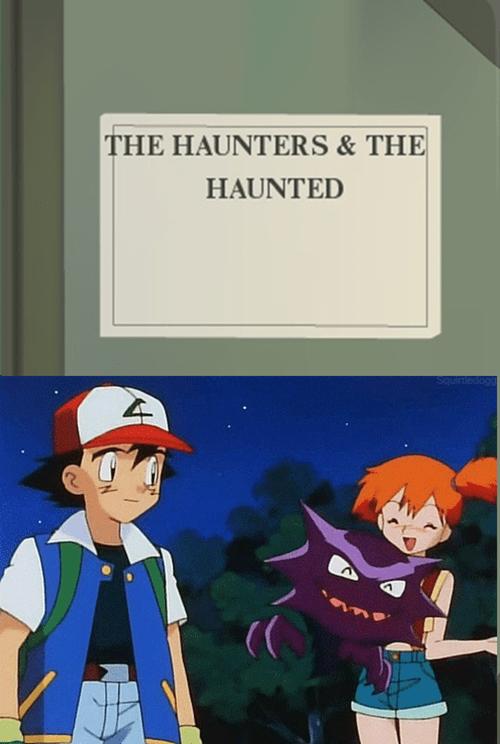 ash Pokémon books haunter - 7645039360