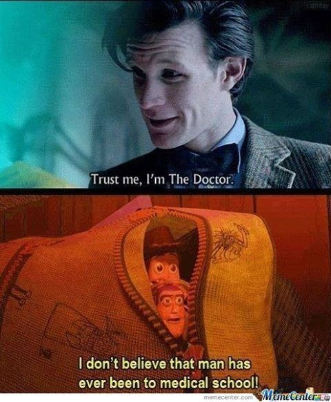 toy story,doctor who