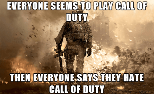call of duty,gamers