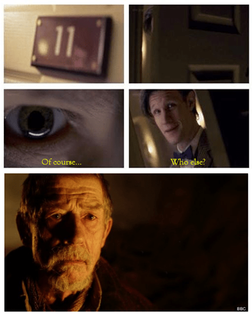 john hurt,11th Doctor,doctor who