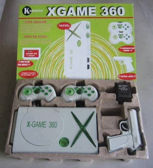 knockoff - Green - K XGAME 360 RAOTO SEPER IDEOGAME INUEVO AHORA MAS ILEG0S mcoaTROLES ovr XGAME 300 CARTUCHO cON JEGOS www.a cos BATERas Cw PUTOLA LAIER APTa X-GAME 360 X-GAME 360 e