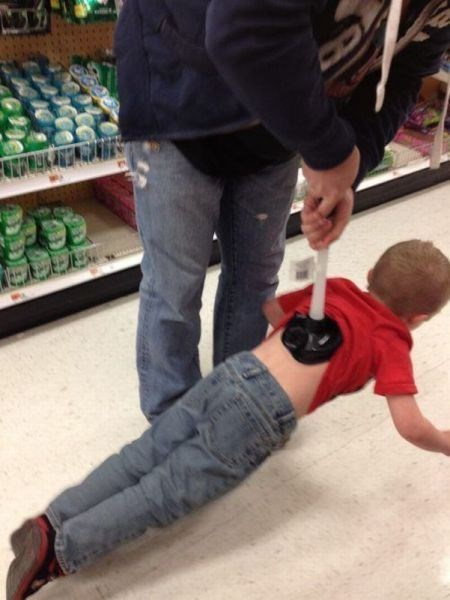kids,plungers,kids in stores,funny