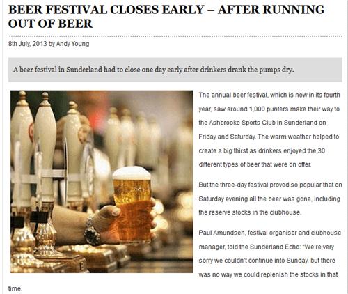 beer idiots festival funny - 7646777088