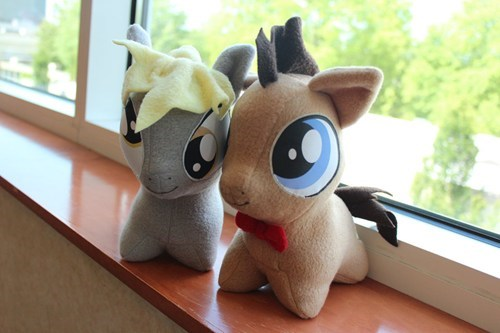 plushies doctor whooves IRL derpy hooves - 7647420416
