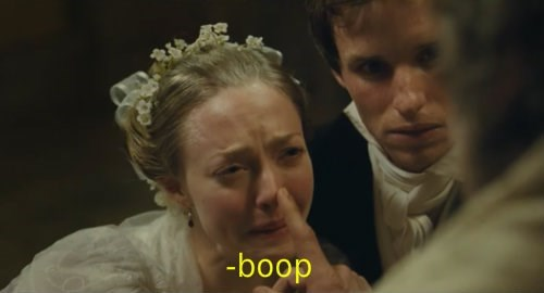 Amanda Seyfried boop Les Misérables - 7649145344