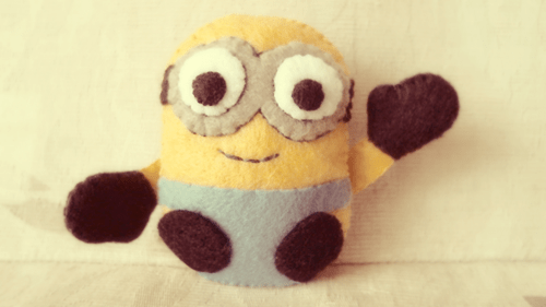 minions disney despicable me movies cute crafts DIY - 7649424640