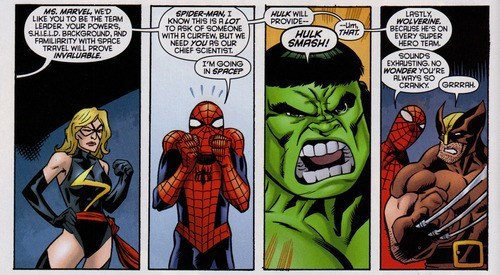 marvel off the page - 7649591040