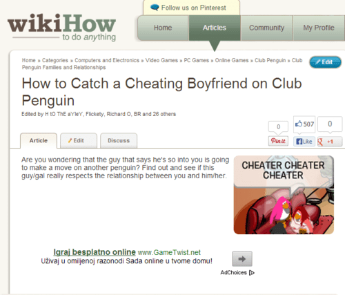 what club penguin cheating weird - 7649607168