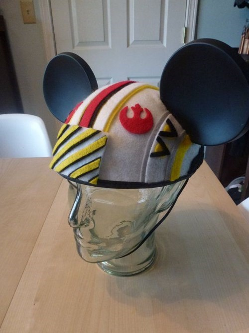 enrdgasm disney star wars hat - 7649622784