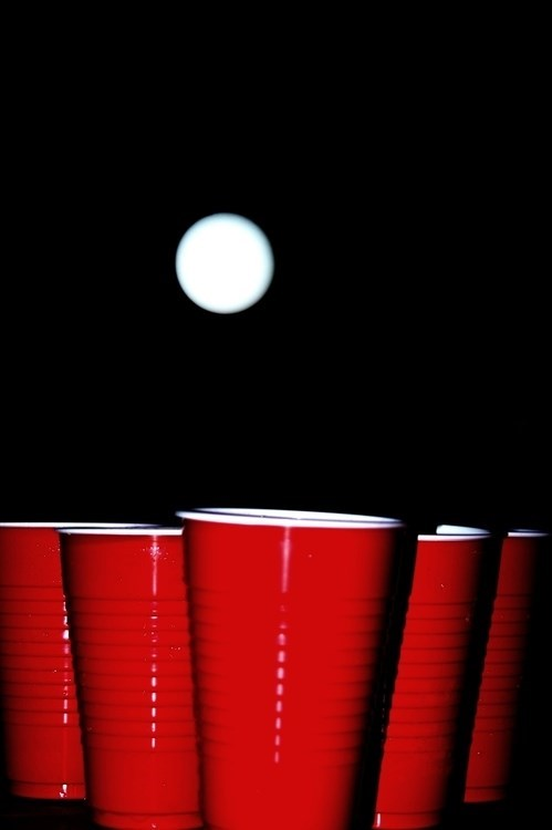 awesome beer pong funny - 7649693440