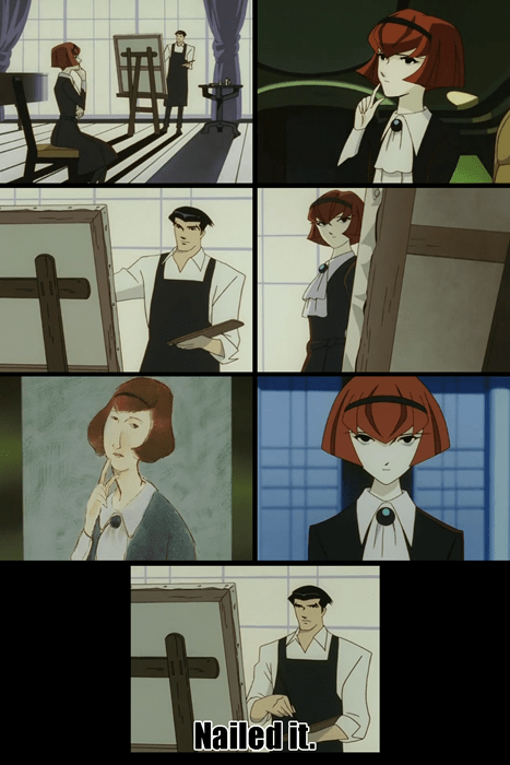 the big o roger smith anime - 7649706752