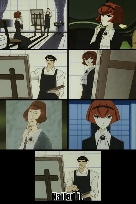 the big o roger smith anime - 7649706752