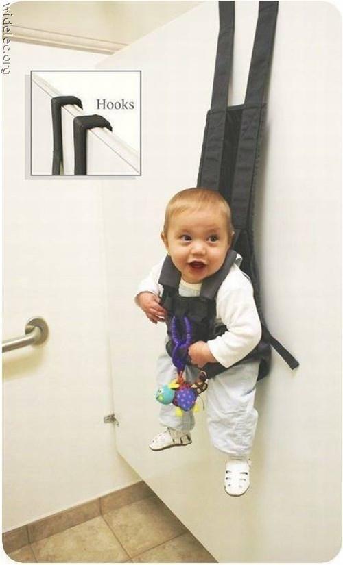 Babies public restrooms funny - 7649834752