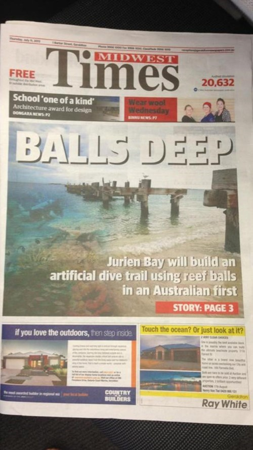 headline euphemism funny newspaper - 7649857792