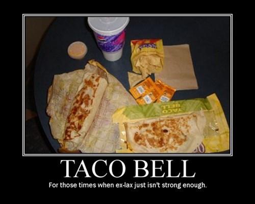 taco bell funny laxative - 7649881600