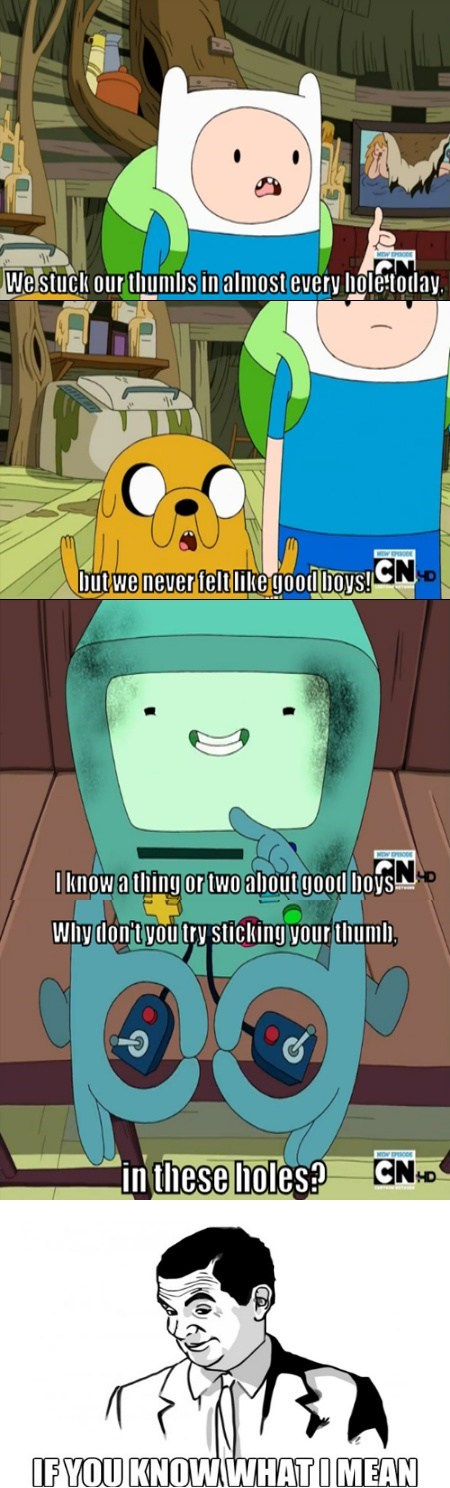 holes pleasure Videogames funny adventure time