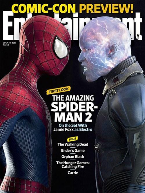 jamie foxx superheroes Spider-Man celeb - 7651434752