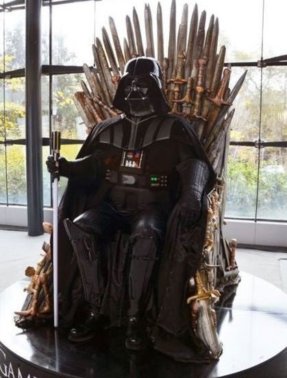 star wars Game of Thrones vader - 7651555584