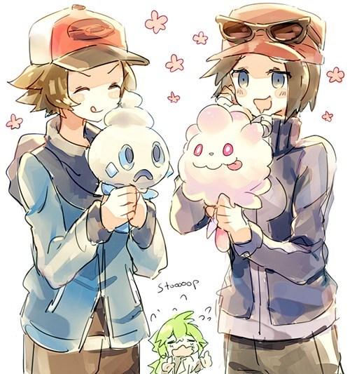 Peroppafu Pokémon art vanillite - 7651593728