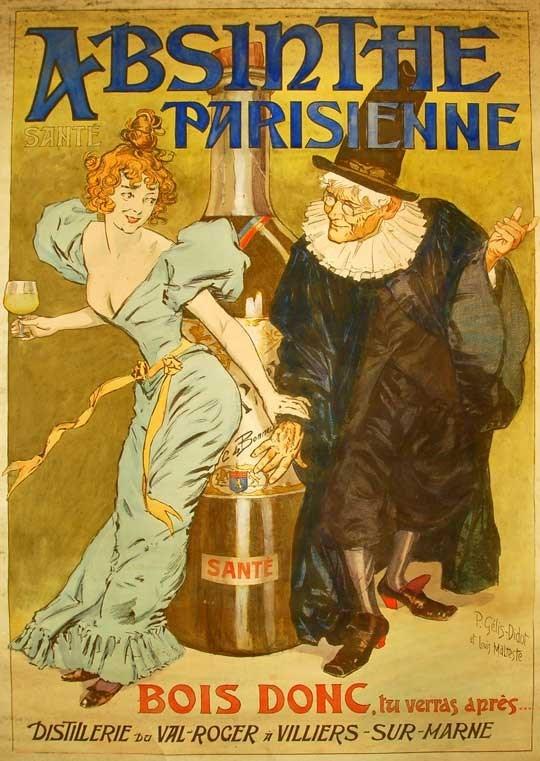 absinthe - 7651751168
